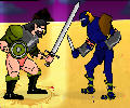 скачать flash игру swords and sandals 3